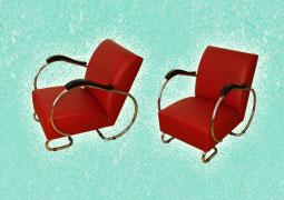 Dinerking 7 Sessel