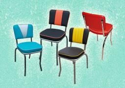 Dinerking 5 Stühle