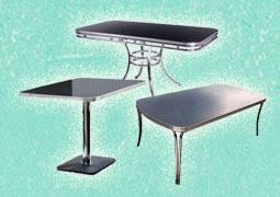 Gastronomie Tische
