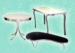 Übersicht Tische