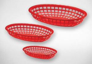 Basket tripple